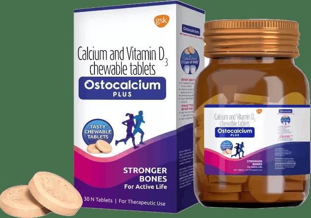 Ostocalcium Plus