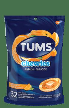 Sac de Tums® Chewies Orange intense