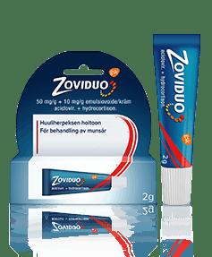 Zovirax Duo Image