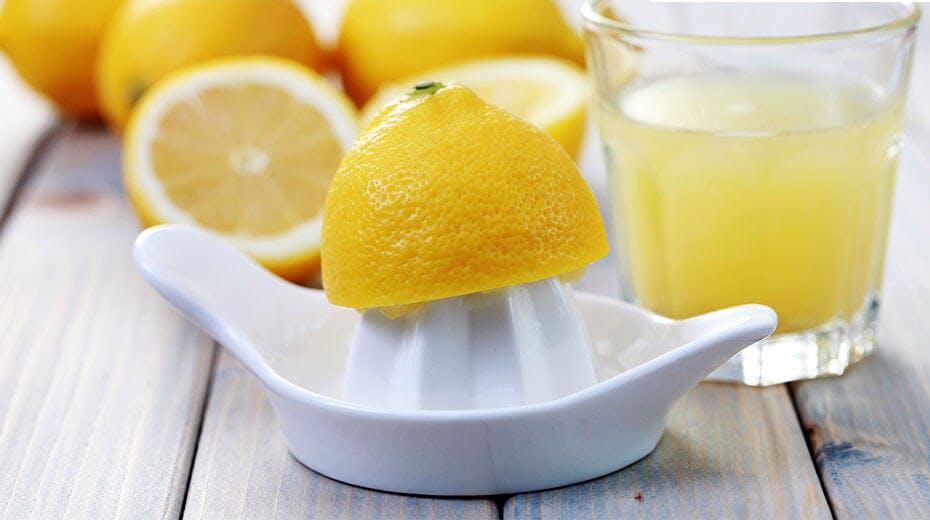 Jus de citron