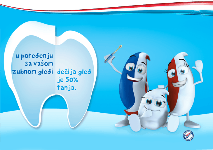 Kids Children Big teeth gaps and gums healthy mouth products