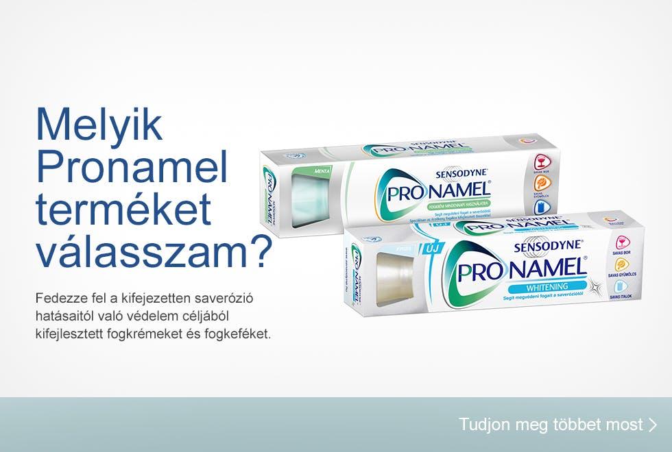 Your Pronamel